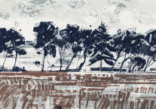 Treeline Norfolk - brown